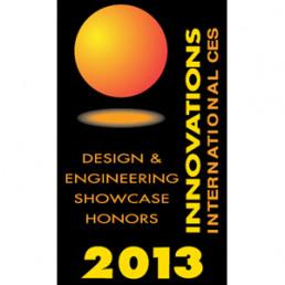 CES award logo 2013
