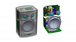 Paradigm wireless mechanical design